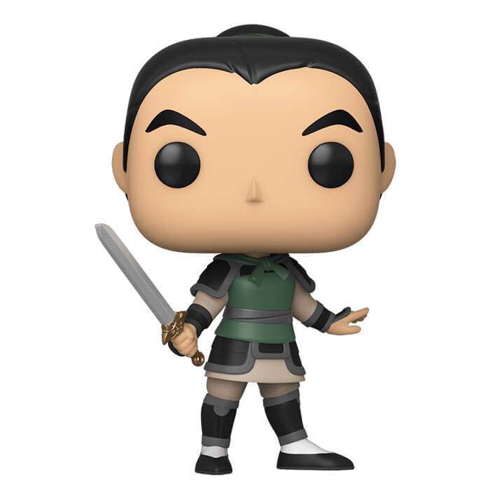 Figurine Funko POP Mulan