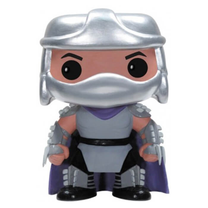 Figurine Funko POP Shredder (Tortues Ninja)