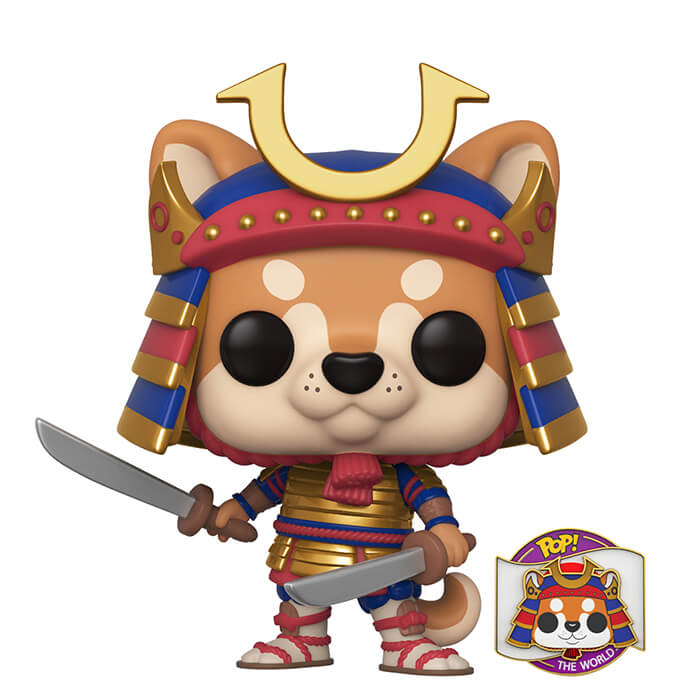 Figurine Funko POP Toshi (Around The World)