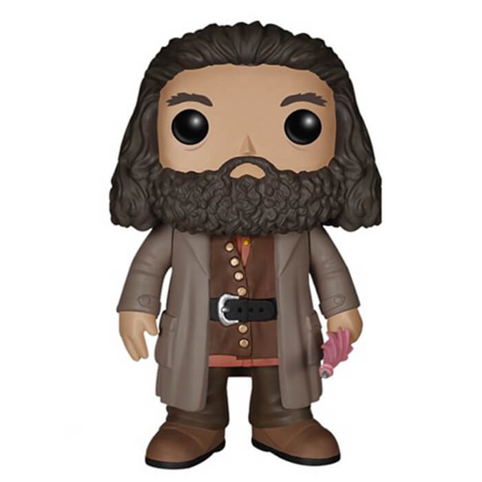 Figurine Funko POP Rubeus Hagrid (Harry Potter)