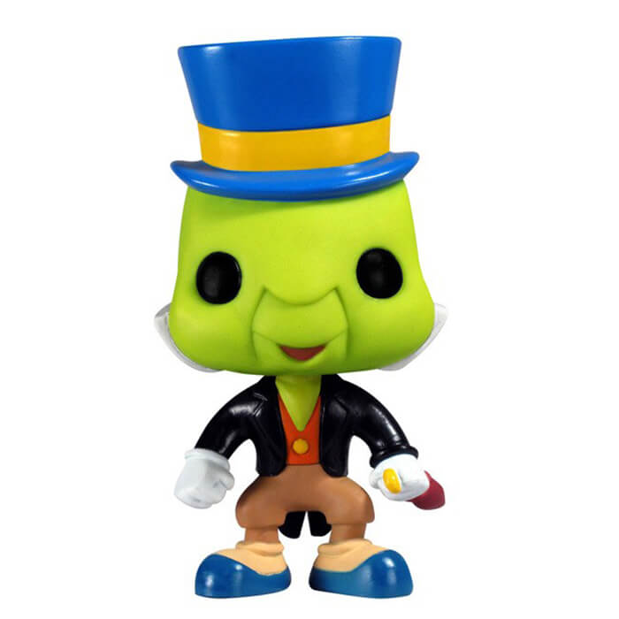 Jiminy Cricket unboxed