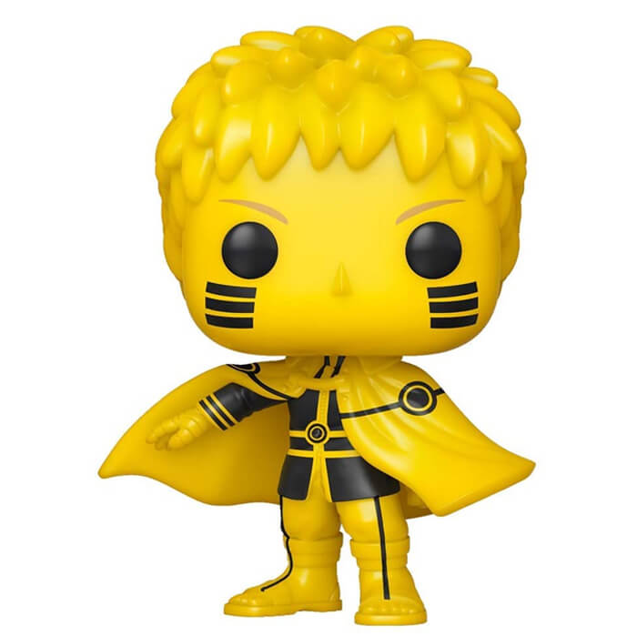 Figurine Funko POP Naruto (Hokage) (Chase) (Glows in the Dark) (Boruto)