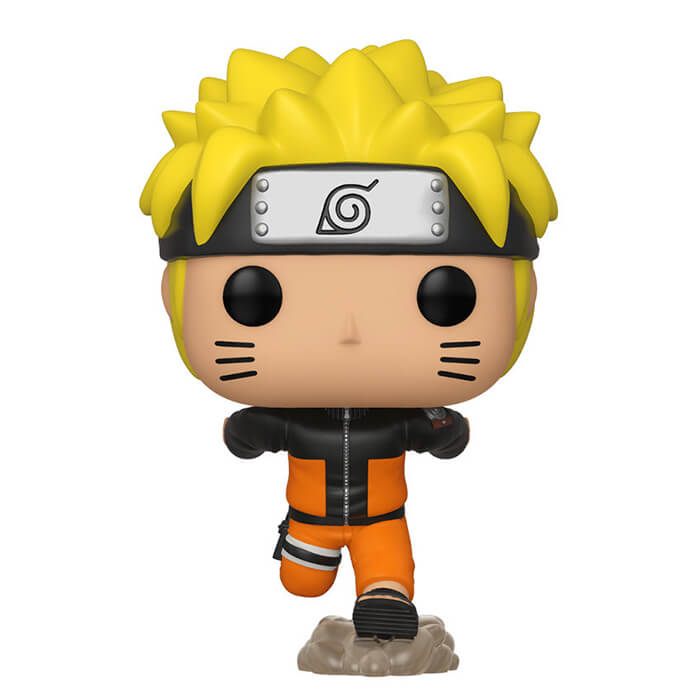 Figurine Funko POP! Naruto qui court