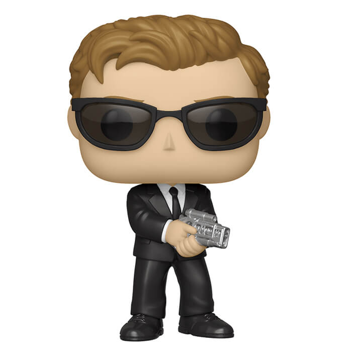 Figurine Agent H (Men in Black)