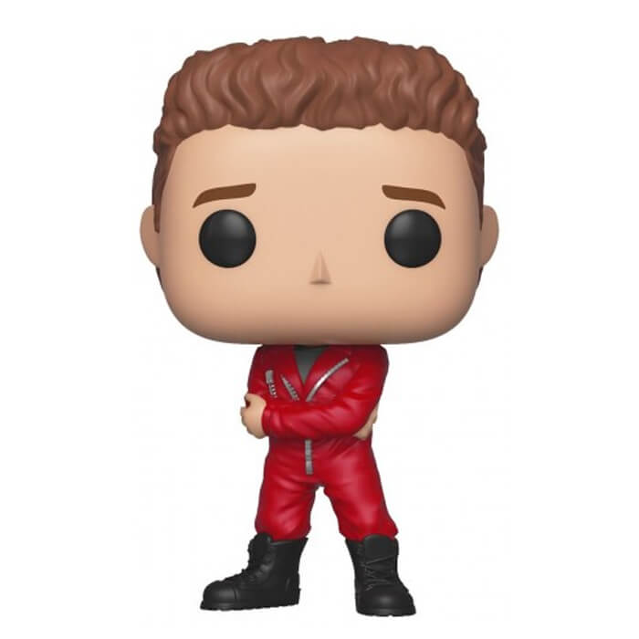 Figurine Funko POP Denver (La Casa de Papel)