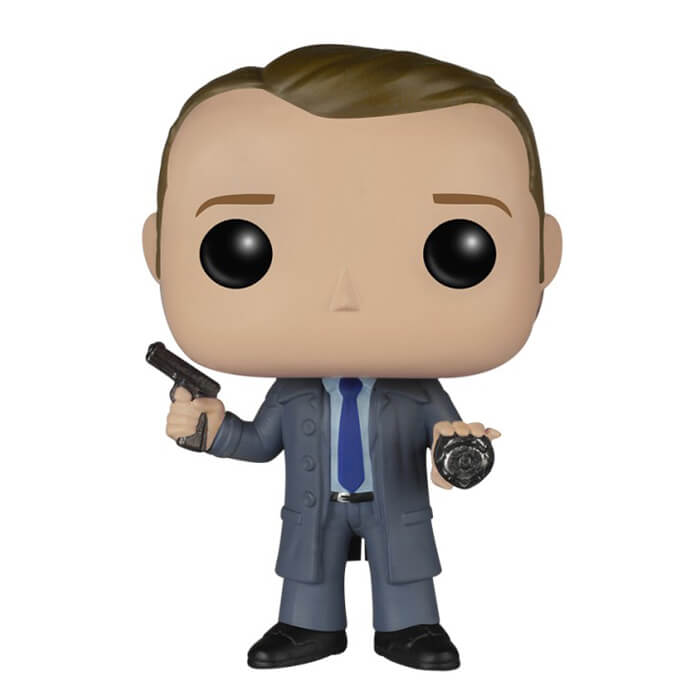 Figurine James Gordon (Gotham)