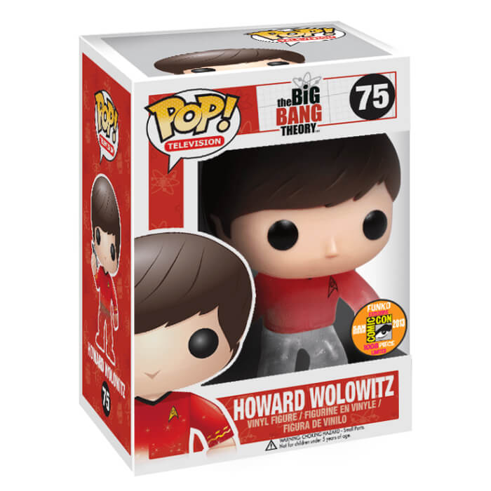 Howard Wolowitz (Star Trek) (disparaissant)