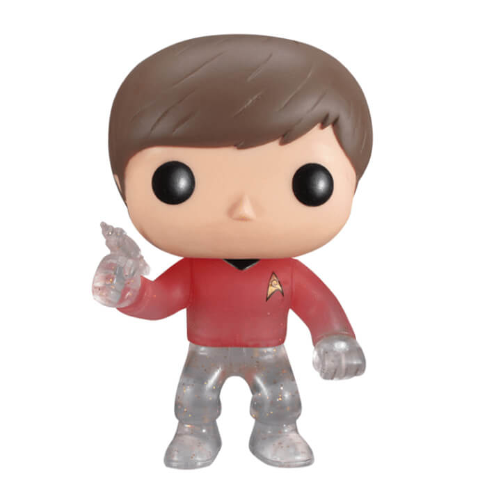 Howard Wolowitz (Star Trek) (disparaissant) unboxed