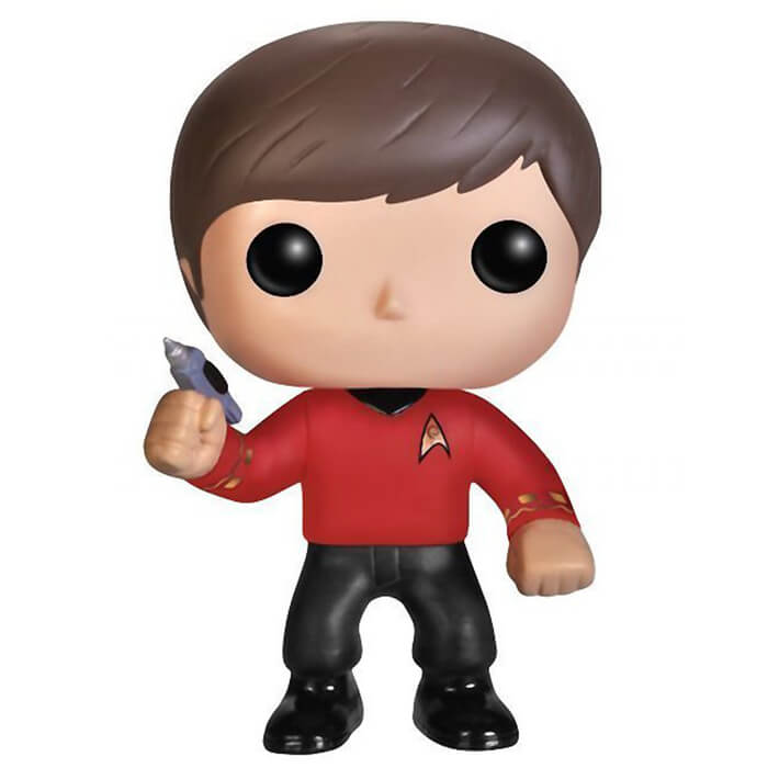 Figurine Funko POP Howard Wolowitz (Star Trek) (The Big Bang Theory)