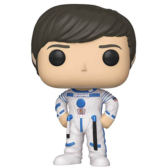 Figurine Funko POP! Howard Wolowitz (Costume d'astronaute)