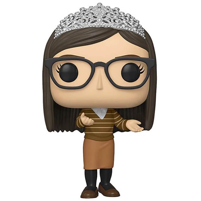 Amy Farrah Fowler unboxed