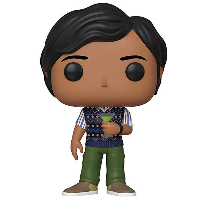 Figurine Funko POP Raj Koothrappali (The Big Bang Theory)