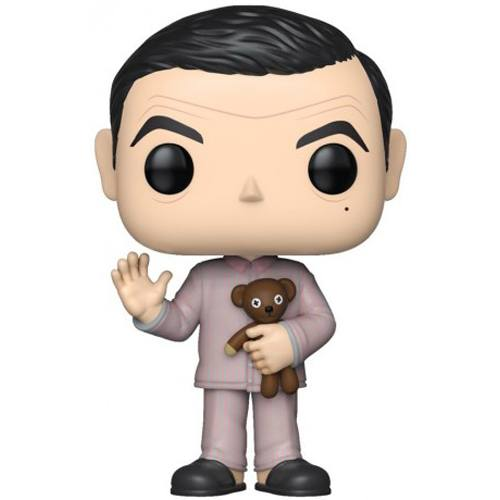 Figurine Mr. Bean en Pyjama (Chase) (Mr. Bean)