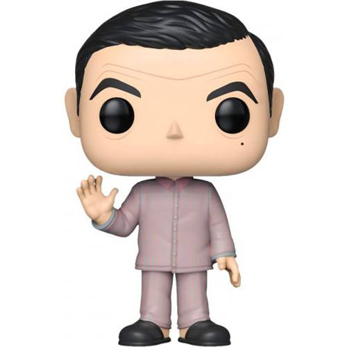 Figurine Funko POP Mr. Bean en Pyjama