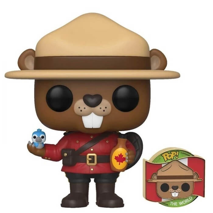 Figurine Funko POP Douglas (Around The World)