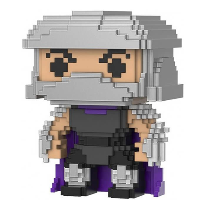 Figurine Funko POP Shredder (8-bit) (Tortues Ninja)