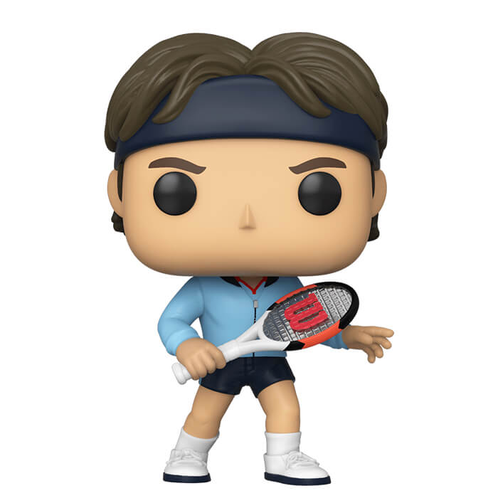 Figurine Funko POP Roger Federer (Tennis Legends)