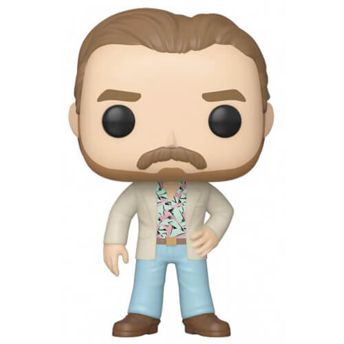 Figurine Funko POP Hopper romantique (Stranger Things)