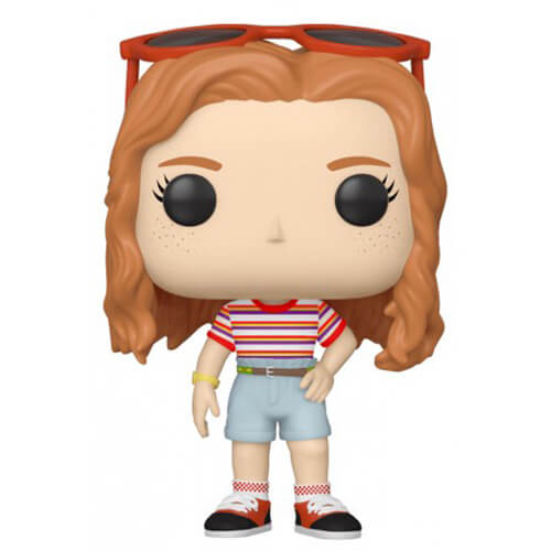 Figurine Max en tenue de shopping (Stranger Things)