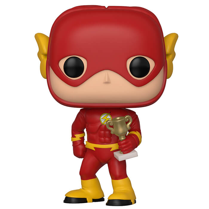 Sheldon Cooper en The Flash unboxed