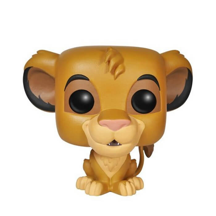 Figurine Funko POP! Simba