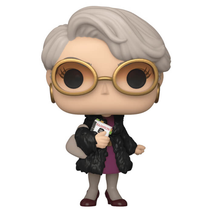 Miranda Priestly unboxed
