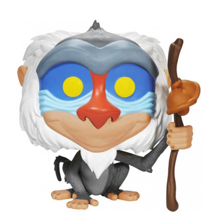 Figurine Funko POP Rafiki