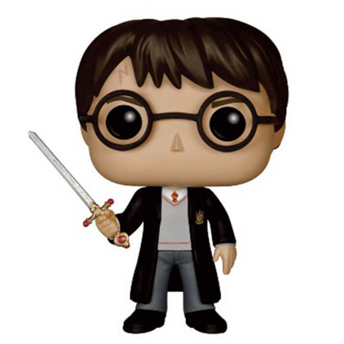 Figurine Funko POP Harry Potter et l'épée de Gryffondor (Harry Potter)