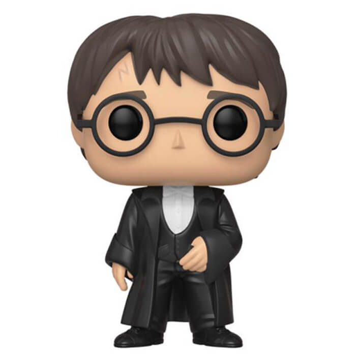 Figurine Harry Potter au bal de Noël (Harry Potter)