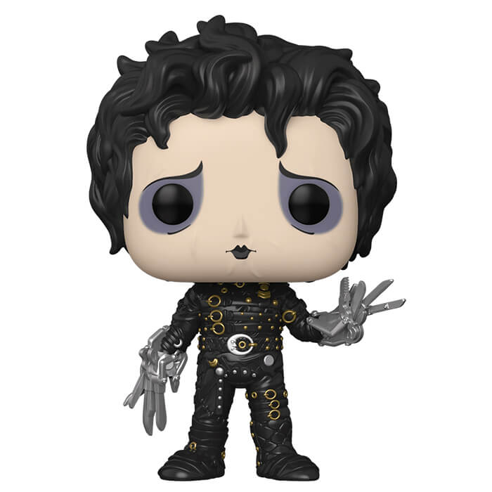 Figurine Funko POP! Edward aux mains d'argent