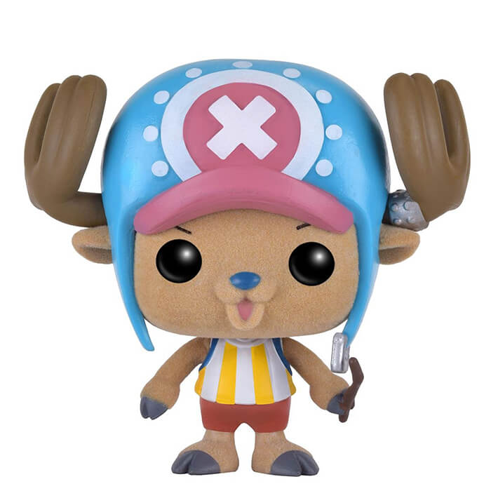 Figurine Funko POP Tony Tony Chopper (Flocked) (One Piece)