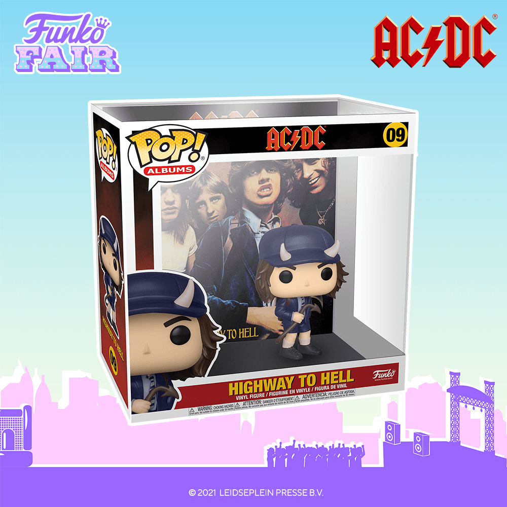 Highway to POP! Albums avec AC/DC